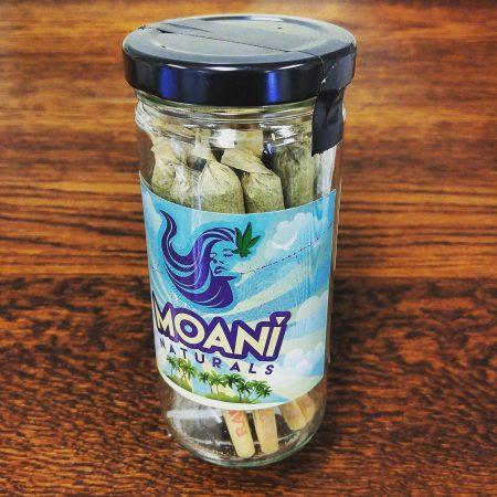MOANI Super Lemon Haze Pre Roll Pack 14g