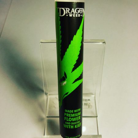 GAGA Querkle Dragon Weed Preroll 1g