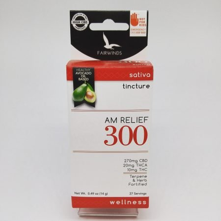 FAIR Tincture CBD AM Relief 300