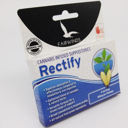 FAIR Suppository – Rectify 4 Servings