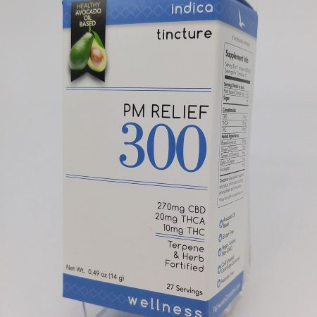 FAIR Tincture CBD PM Relief 300