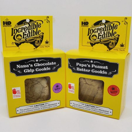 HEND Peanut Butter Cookie 3 Pack Indica