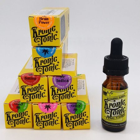 HEND KRONIC Tincture Sativa