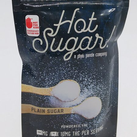 PHAT Powdered THC- Plain Sugar 100mg
