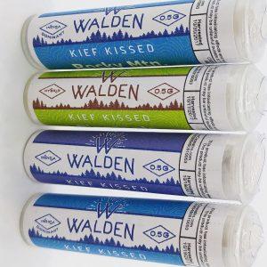 Walden Kief Kissed Pre Rolls Assortment