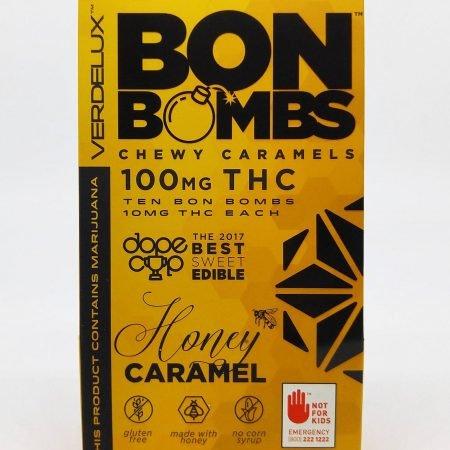Caramel Bon Bombs from Verdelux