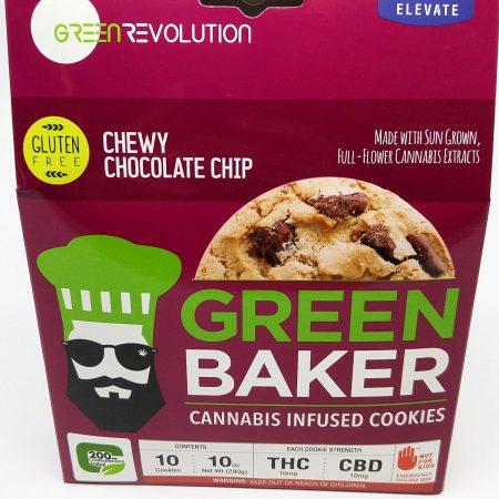 GREVO Chocolate Chip Cookie CBD 3 Pack
