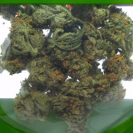 NWCS Green Crack 3.5g Mini Buds