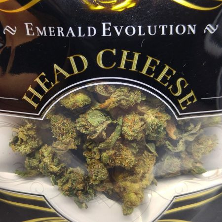 EMER Head Cheese SMALL NUG 3.5g