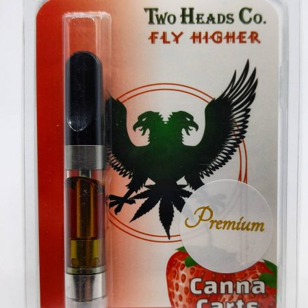 TWO Strawberry Cough Cartridge 1g