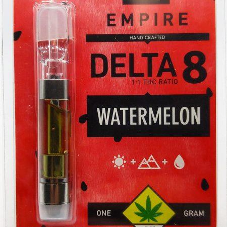 EMPIRE Watermelon Delta 8 Cartridge 1g