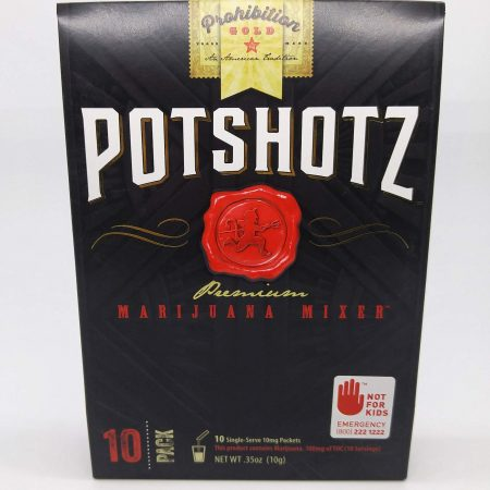 PROGOLD Potshotz 10 Pack 100mg