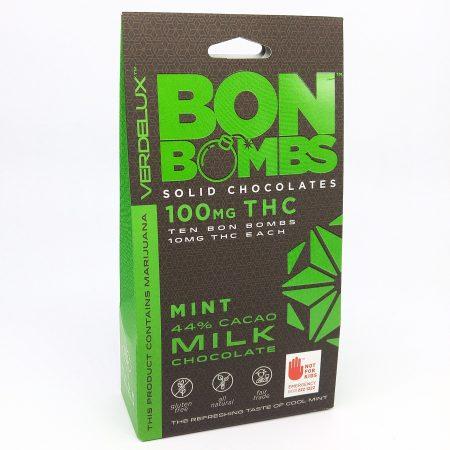 Bon Bombs Mint THC