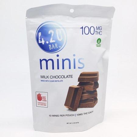 EVER Milk Chocolate 420 Mini 10pk