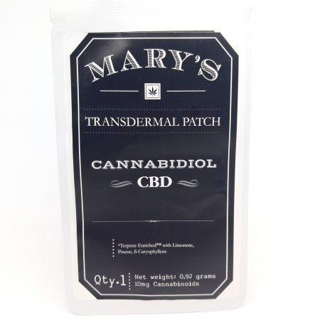 DYNA Transdermal CBD Patch 10mg