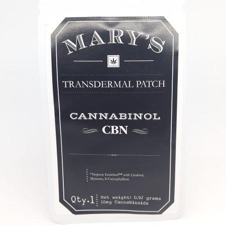 DYNA Transdermal CBN Patch 10mg