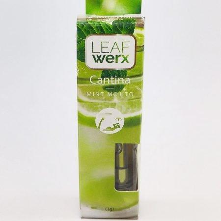 LEAF Mint Mojito Cantina Vape Cartridge 1g