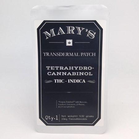 DYNA Transdermal Indica Patch 10mg