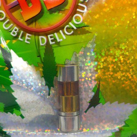 DOUB Aliens on Moonshine CBD Distillate Vape Cartridge  5g – Cascade