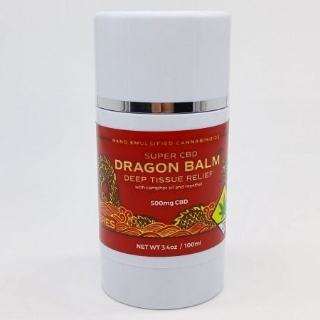 CERES Topical Balm: Roll Up Dragon Balm Super CBD 500mg 3.4oz
