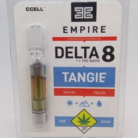 EMPIRE Tangie Delta 8 Cartridge 1g