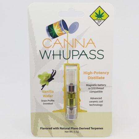 CANOR Vanilla Wafer Distillate Vape Cartridge .5g