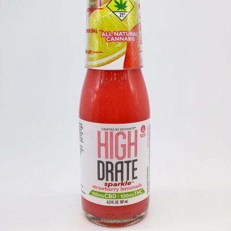 EVER Strawberry Lemonade Hydrate CBD:THC 100mg