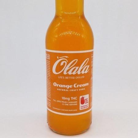 OLALA Orange Cream 10mg