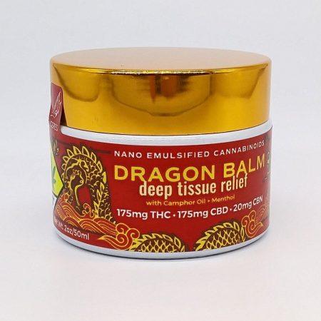 CERES Topical Balm: Dragon Balm CBD:THC