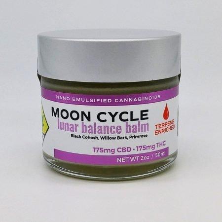 CERES Topical Balm: Moon Cycle CBD:THC  2oz