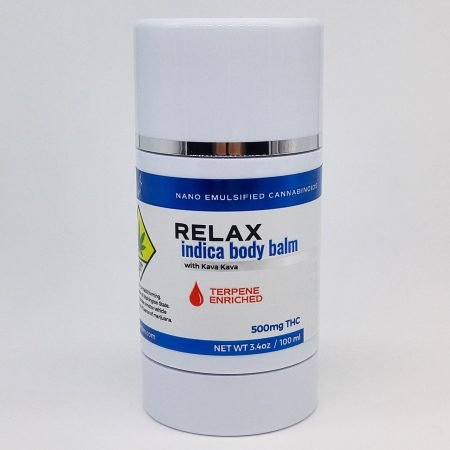 CERES Topical Balm: Roll Up Relax Balm 500mg THC 3.4oz