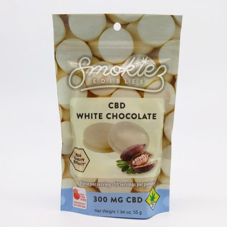 SMOK White Chocolate CBD 10 Pack 300mg