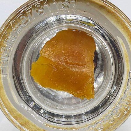 VIVA White Widow Dorado Amber Wax 1g
