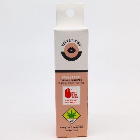 EVER Velvet Kiss 50/10 Tincture Spray