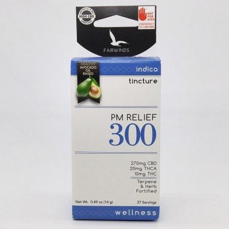 FAIR Tincture CBD PM Relief 300