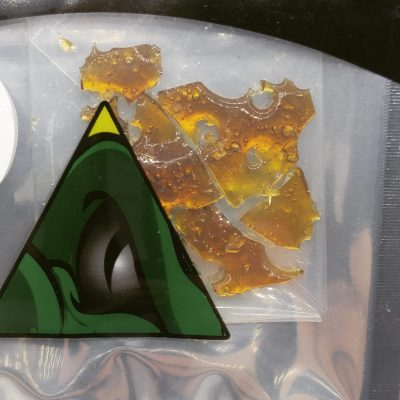 CROC White Widow BHO Shatter 1g