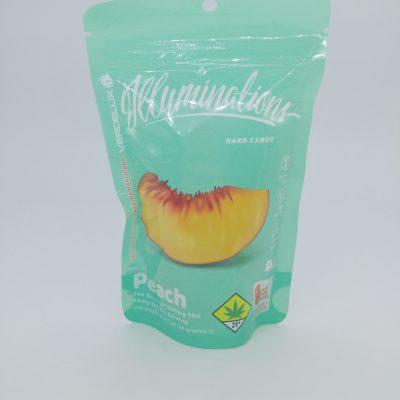 VERD Illuminations Peach 100mg 10 Pack