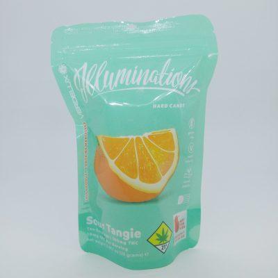 VERD Illuminations Sour Tang. 100mg 10 Pack